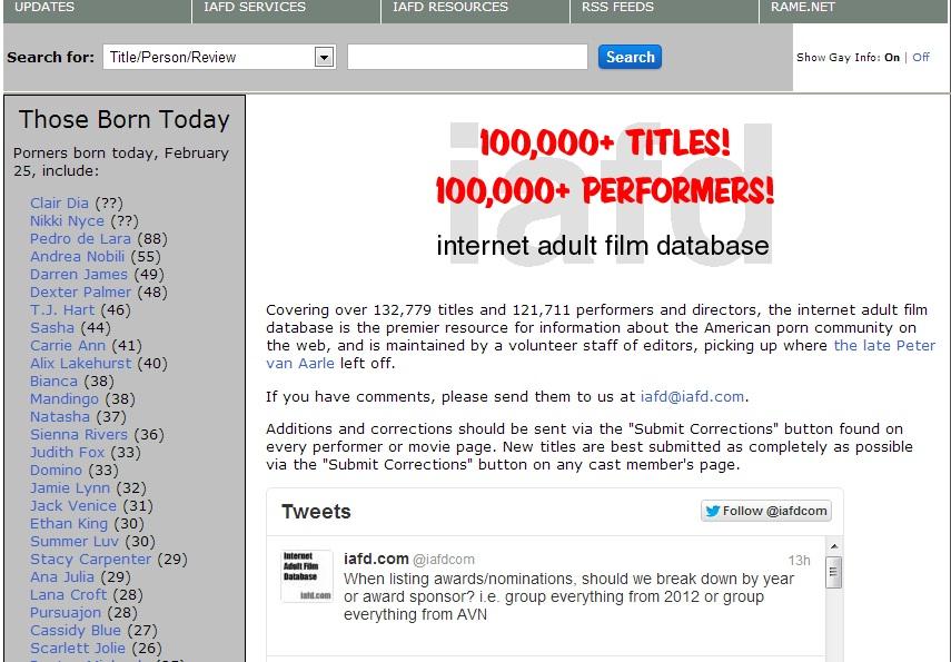 Adult Movie Internet Database 72