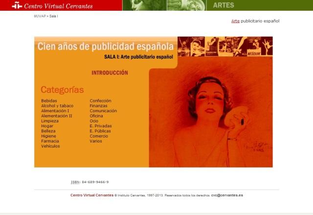 Arte publicitario español