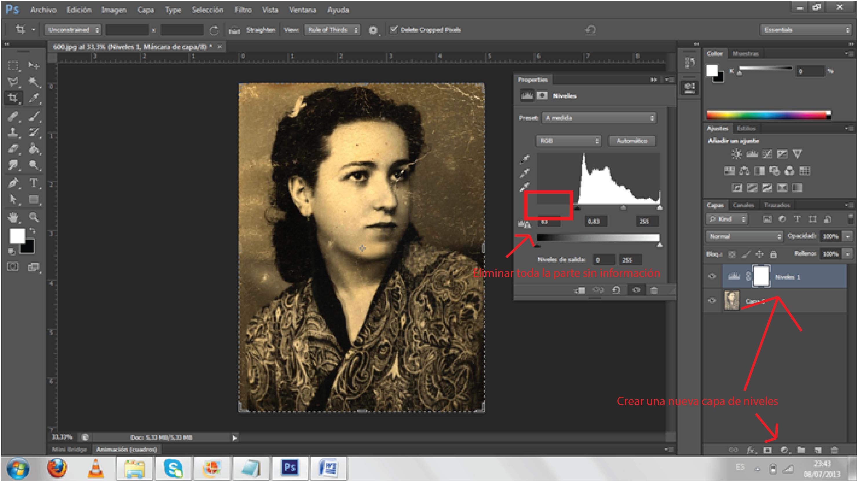 Como hacer mi foto en caricatura en photoshop 73