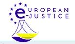 Imagen1. Portal e-justicia