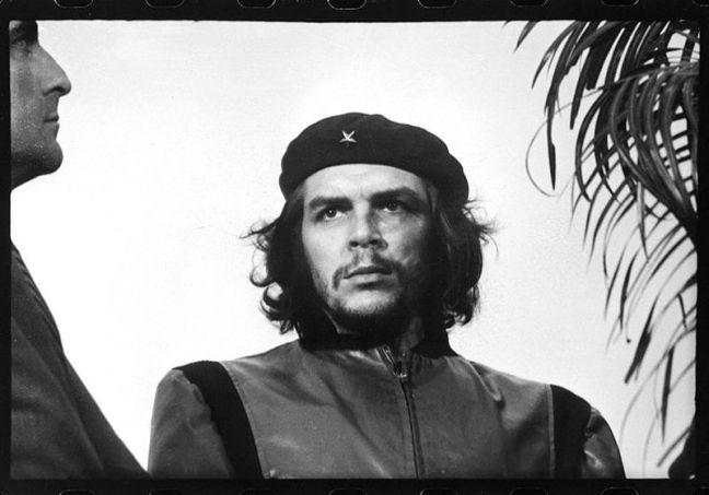 Retrato Ernesto Guevara