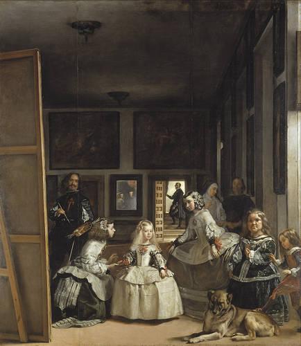 Las Meninas. Museo del Prado.