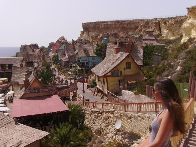 Popeye Village. ©Ana Borruel Ortiz