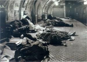 Metro de Madrid, estación de Ventas, 1937, Alfonso Sánchez Portela.