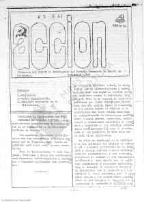 Comité Universitario del PCE en Salamanca, 01/11/1972