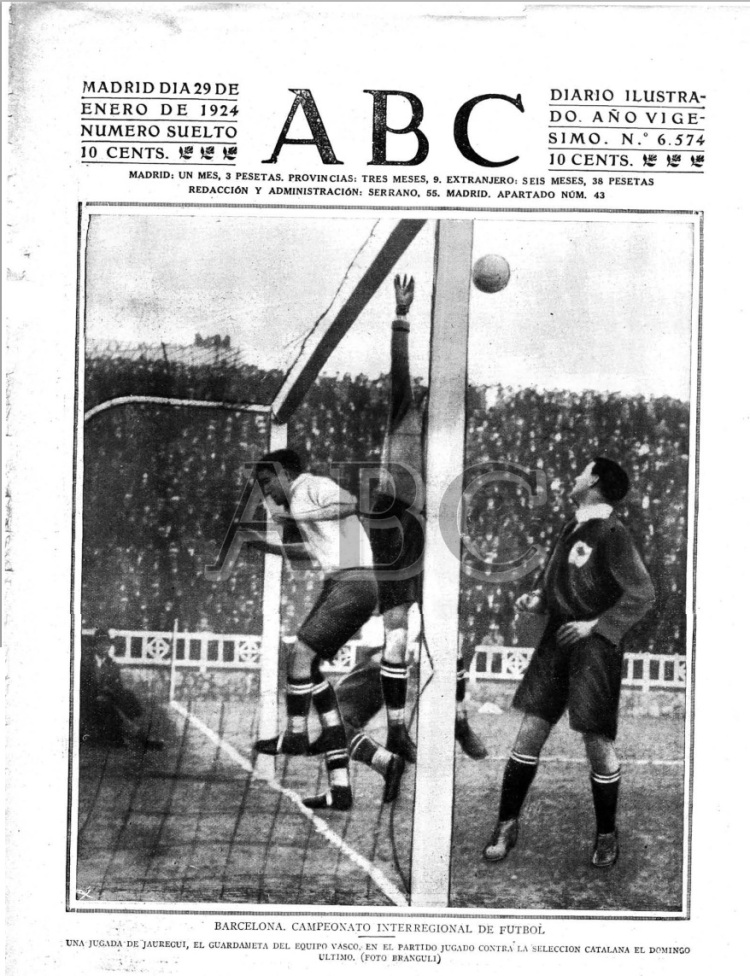 ABC Madrid. 1924.