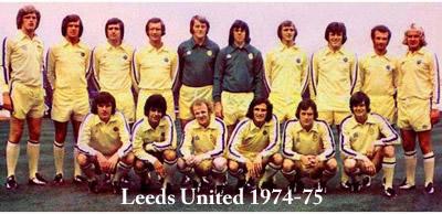 Leeds United 1974-75