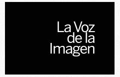Logo. La Voz de la Imagen