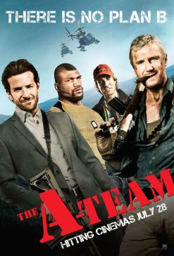A Team Film Poster