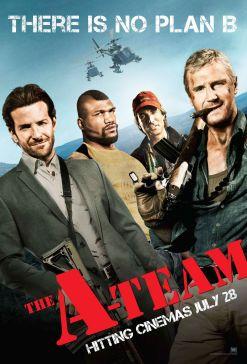A Team Film Poster