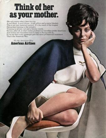 Anuncio de American Airlines