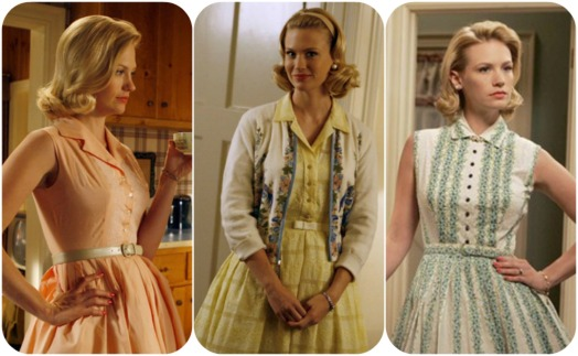Betty, un ama de casa perfecta