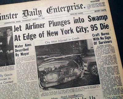 Periodico 1 de Marzo de 1962
