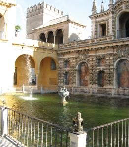 Alcázar de Sevilla. ©Isabel Borruel