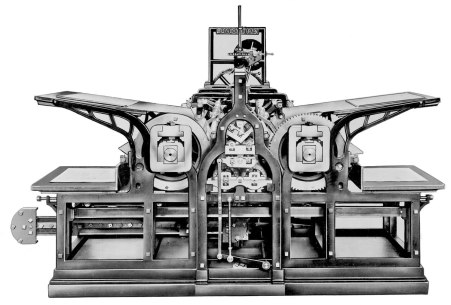 Impresora de cilindros