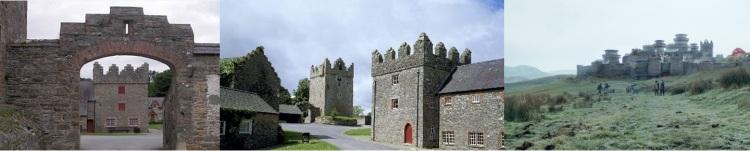 El castillo de Ward es Invernalia. ©Antena3.