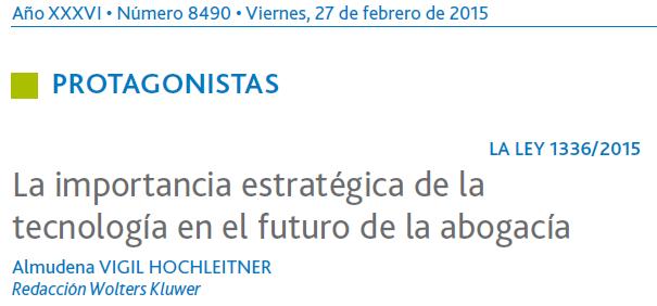 © Diario La Ley