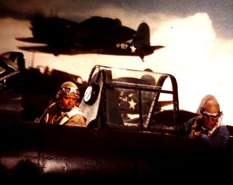 Escena de Midway