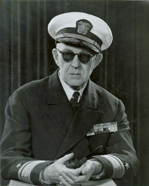 John Ford.  ©Archivo de La Marina de Estados Unidos