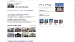 Resultado de búsqueda. Google Images