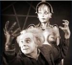 Rotwang y María el Robot.