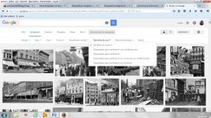 Filtros para los resultados de búsqueda. Google Images
