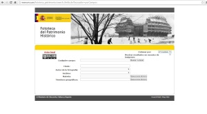 Catálogo del Instituto de Patrimonio Cultural de España