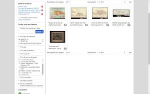 Resultados de búsqueda en Europeana